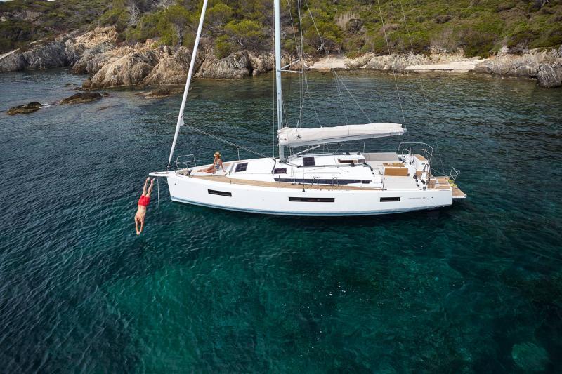 Sun Odyssey 440 │ Sun Odyssey Walk-Around of 13m │ Boat Veleros Jeanneau  13127