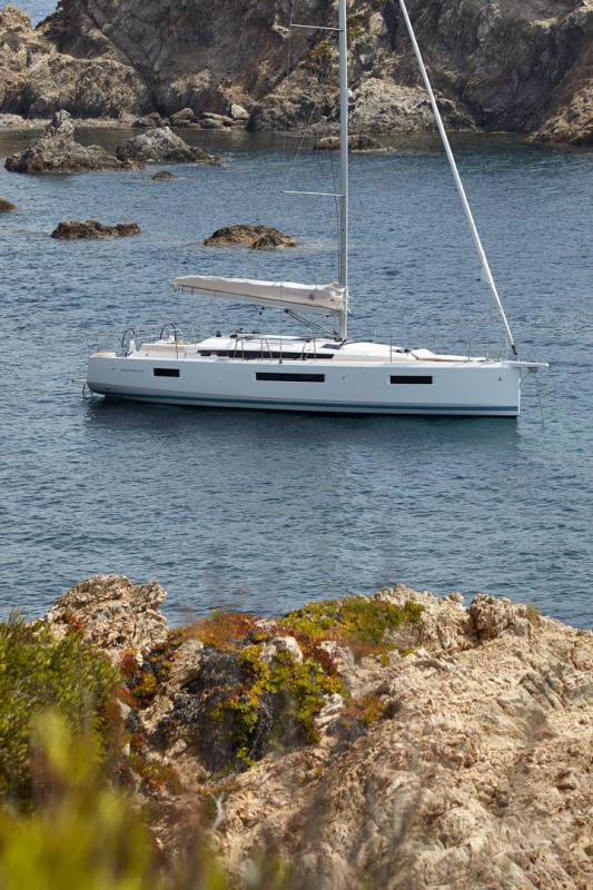 Sun Odyssey 440 │ Sun Odyssey Walk-Around of 13m │ Boat Sailboat Jeanneau  13122