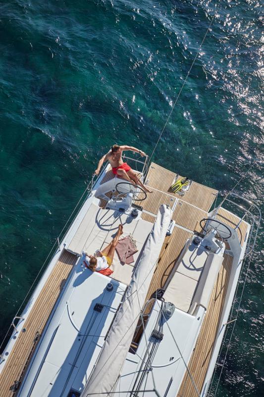 Sun Odyssey 440 │ Sun Odyssey Walk-Around of 13m │ Boat Veleros Jeanneau  13114