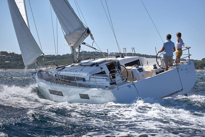 Sun Odyssey 440 │ Sun Odyssey Walk-Around of 13m │ Boat Sailboat Jeanneau  13117