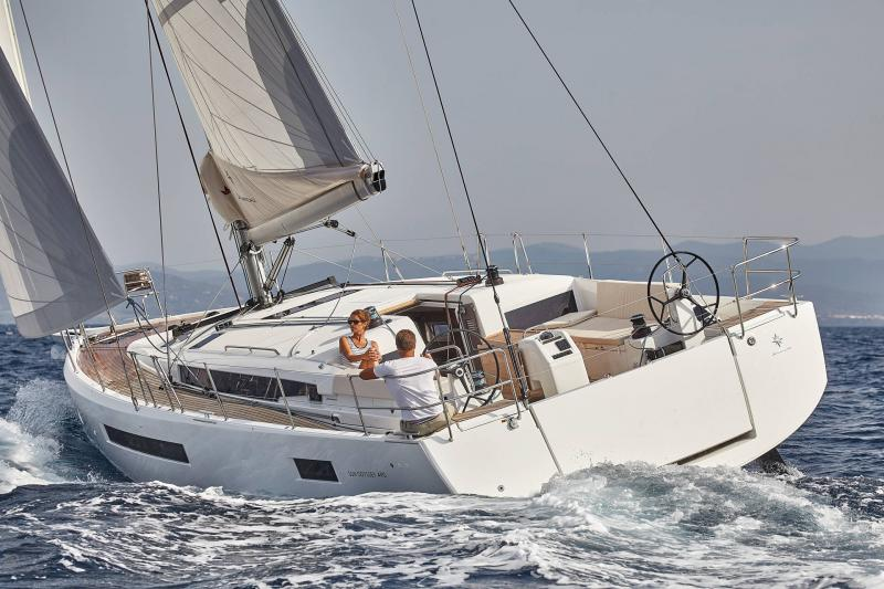 Sun Odyssey 490 │ Sun Odyssey Walk-Around of 14m │ Boat Sailboat Jeanneau  13374