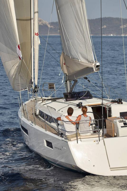 Sun Odyssey 490 │ Sun Odyssey Walk-Around of 14m │ Boat Sailboat Jeanneau  13382