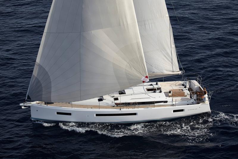 Sun Odyssey 490 │ Sun Odyssey Walk-Around of 14m │ Boat Sailboat Jeanneau  13383