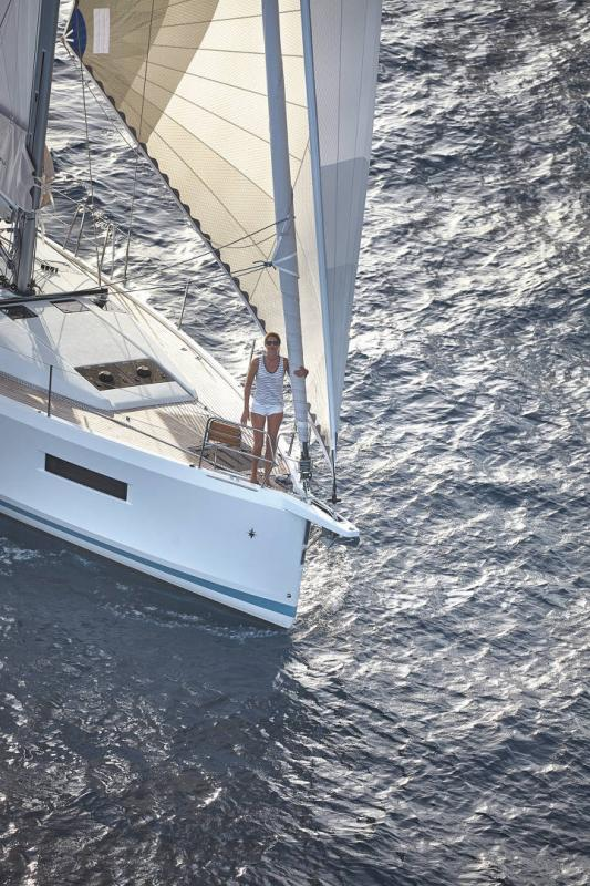 Sun Odyssey 490 │ Sun Odyssey Walk-Around of 14m │ Boat Sailboat Jeanneau  13362