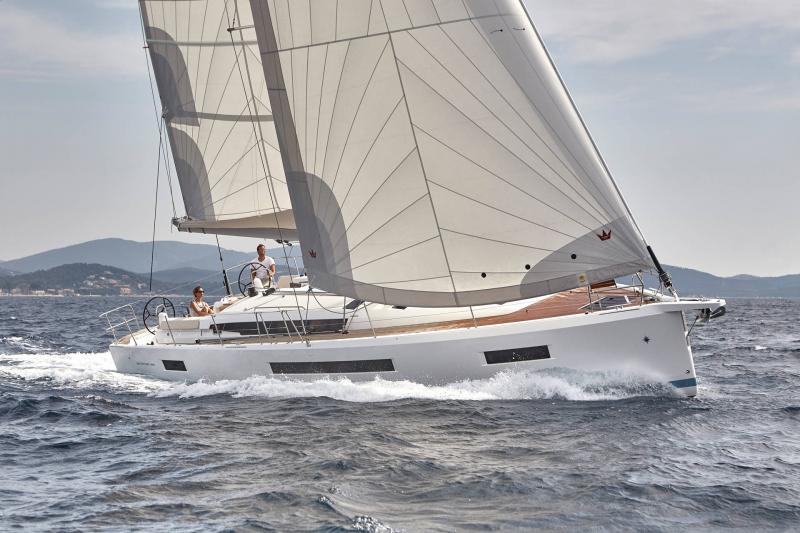 Sun Odyssey 490 │ Sun Odyssey Walk-Around of 14m │ Boat Sailboat Jeanneau  13368