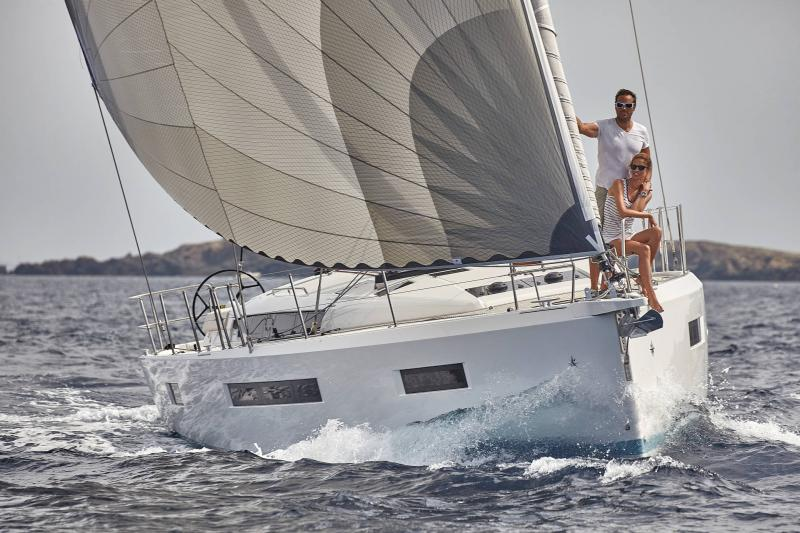 Sun Odyssey 490 │ Sun Odyssey Walk-Around of 14m │ Boat Sailboat Jeanneau  13370
