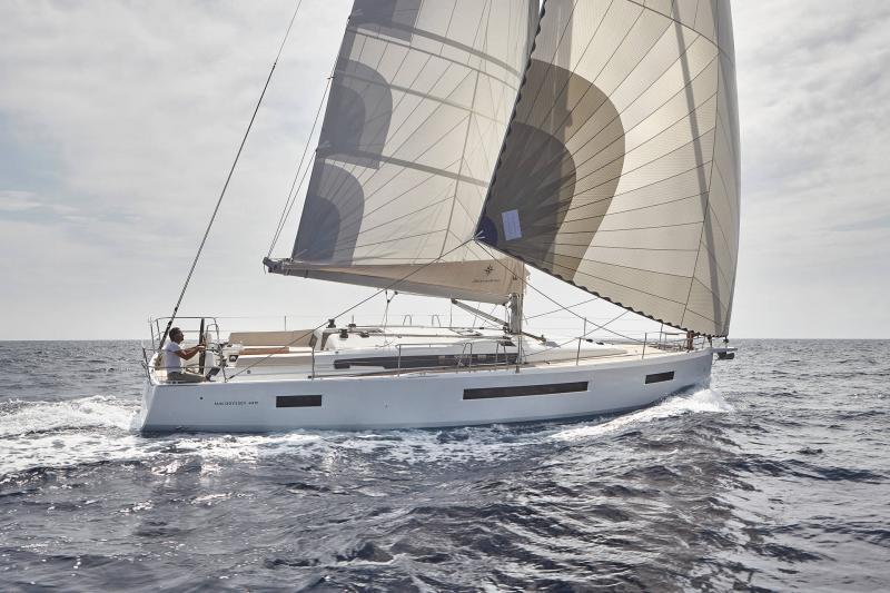Sun Odyssey 490 │ Sun Odyssey Walk-Around of 14m │ Boat Sailboat Jeanneau  13373