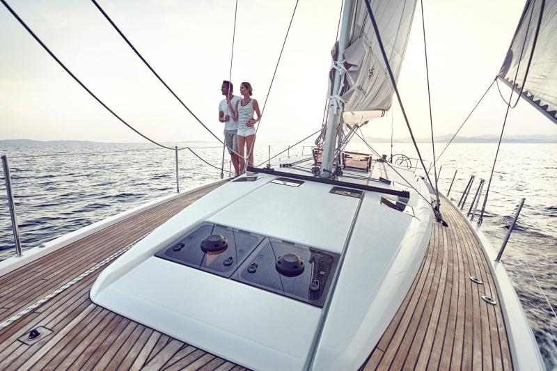 Sun Odyssey 490 │ Sun Odyssey Walk-Around of 14m │ Boat Sailboat Jeanneau  13360