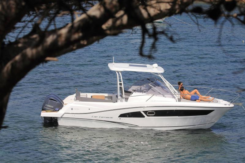 Cap Camarat 9.0 WA │ Cap Camarat Walk Around of 9m │ Boat Outboard Jeanneau 3-Lifestyle 14533