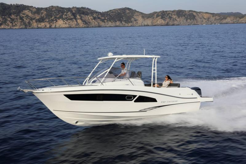 Cap Camarat 9.0 WA │ Cap Camarat Walk Around of 9m │ Boat Outboard Jeanneau 1-Navigation 14540