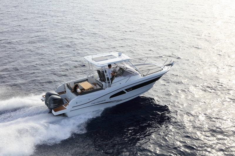 Cap Camarat 9.0 WA │ Cap Camarat Walk Around of 9m │ Boat Outboard Jeanneau 1-Navigation 14534