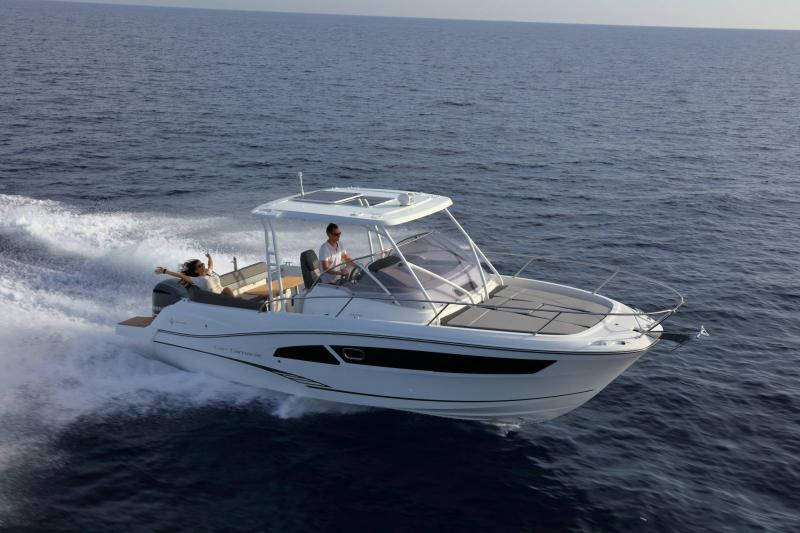 Cap Camarat 9.0 WA │ Cap Camarat Walk Around of 9m │ Boat Outboard Jeanneau 1-Navigation 14536