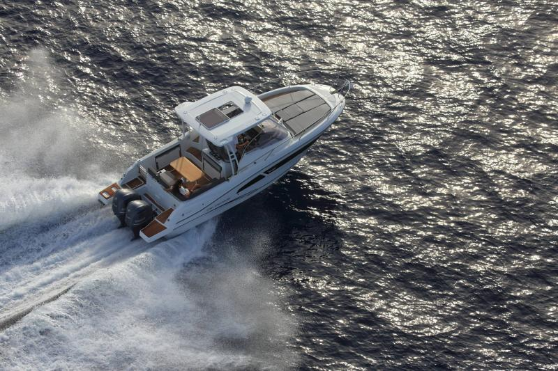 Cap Camarat 9.0 WA │ Cap Camarat Walk Around of 9m │ Boat Outboard Jeanneau 1-Navigation 14515