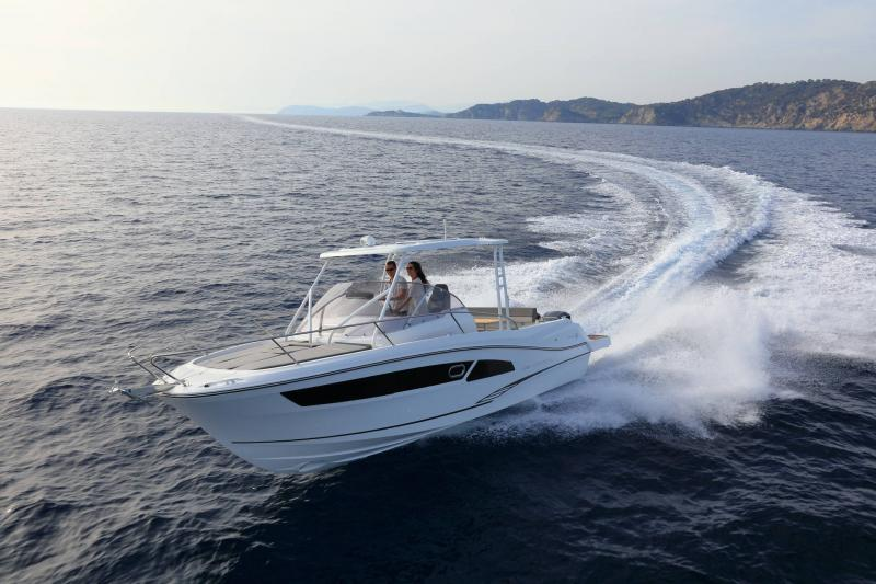 Cap Camarat 9.0 WA │ Cap Camarat Walk Around of 9m │ Boat Outboard Jeanneau 1-Navigation 14538