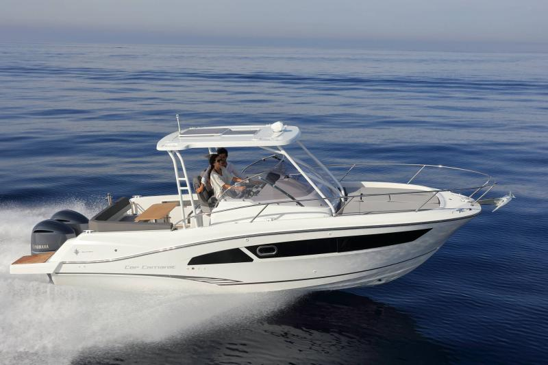 Cap Camarat 9.0 WA │ Cap Camarat Walk Around of 9m │ Boat Outboard Jeanneau 1-Navigation 14527