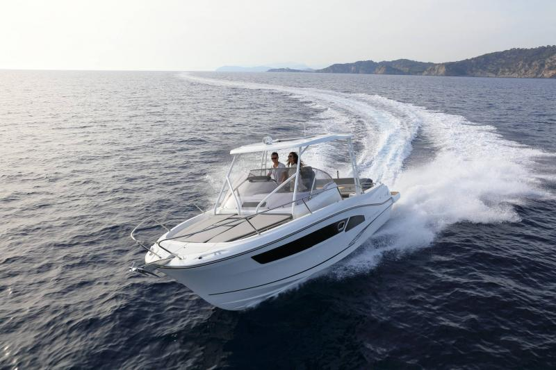 Cap Camarat 9.0 WA │ Cap Camarat Walk Around of 9m │ Boat Outboard Jeanneau 1-Navigation 14542