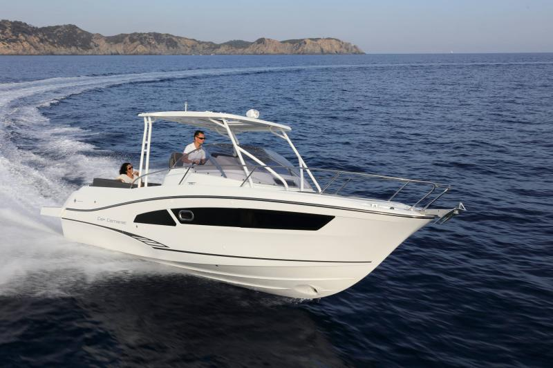 Cap Camarat 9.0 WA │ Cap Camarat Walk Around of 9m │ Boat Outboard Jeanneau 1-Navigation 14537