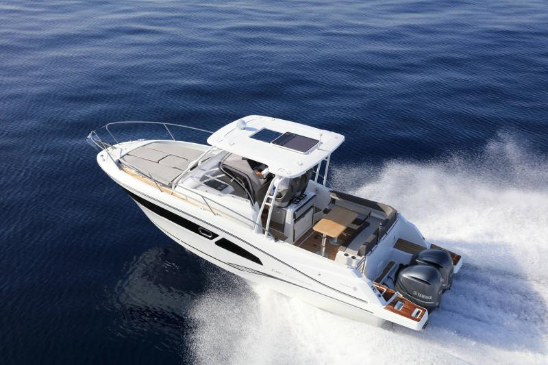 Cap Camarat 9.0 WA │ Cap Camarat Walk Around of 9m │ Boat Outboard Jeanneau 1-Navigation 14525