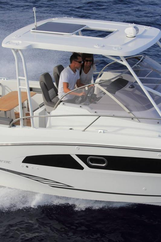 Cap Camarat 9.0 WA │ Cap Camarat Walk Around of 9m │ Boat Outboard Jeanneau 3-Lifestyle 14532