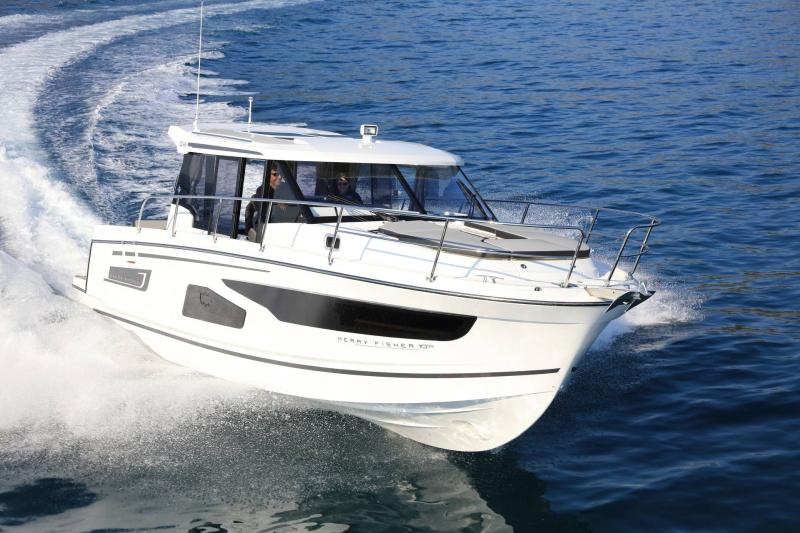 Merry Fisher 1095 │ Merry Fisher of 11m │ Boat powerboat Jeanneau  16231