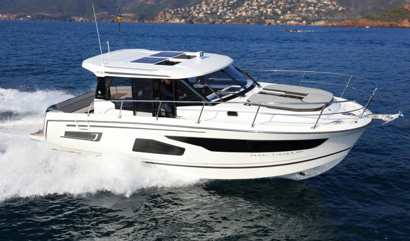 Merry Fisher 1095 │ Merry Fisher of 11m │ Boat powerboat Jeanneau  16218