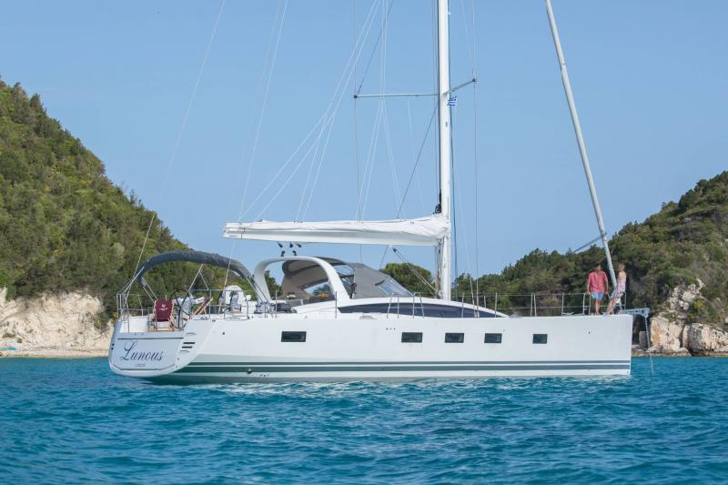 Jeanneau 64 Exterior Views 10