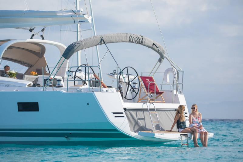 Jeanneau 64 Exterior Views 16