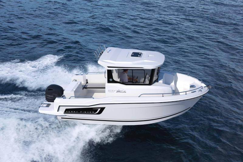 Merry Fisher 605 Marlin Vistas del exterior 1
