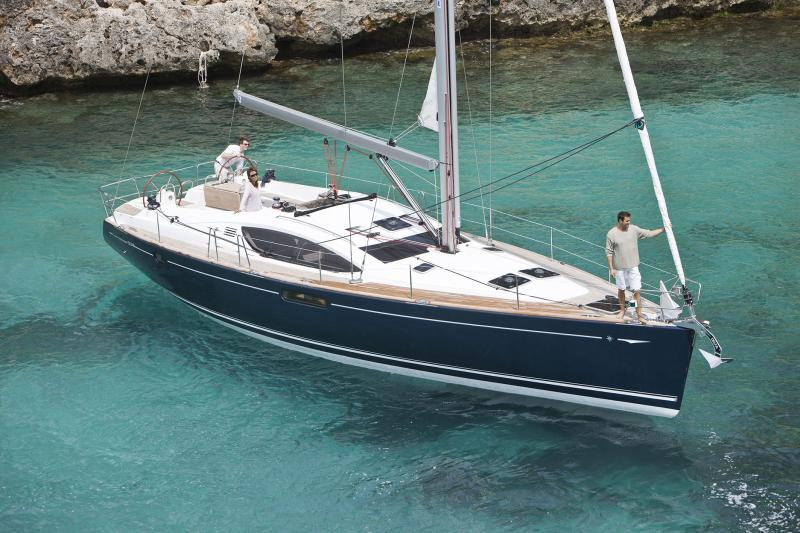 Sun Odyssey 50 DS │ Sun Odyssey DS of 15m │ Boat Sailboat Jeanneau boat Sun-Odyssey-DS-50DS 139