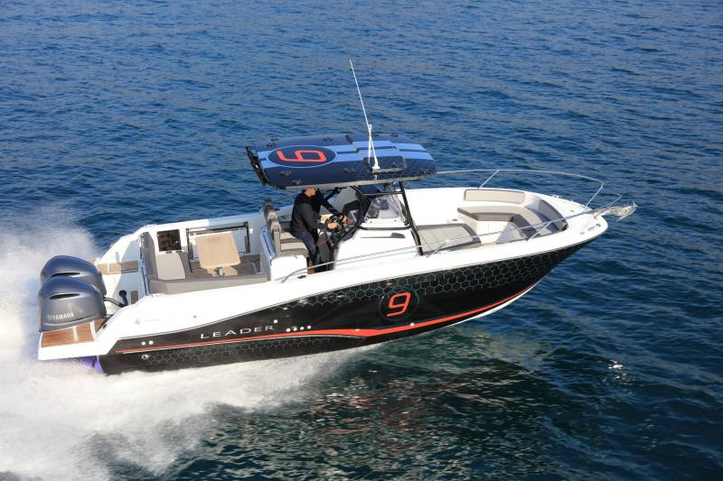 Leader 9.0 CC │ Leader CC of 9m │ Boat Outboard Jeanneau  15280