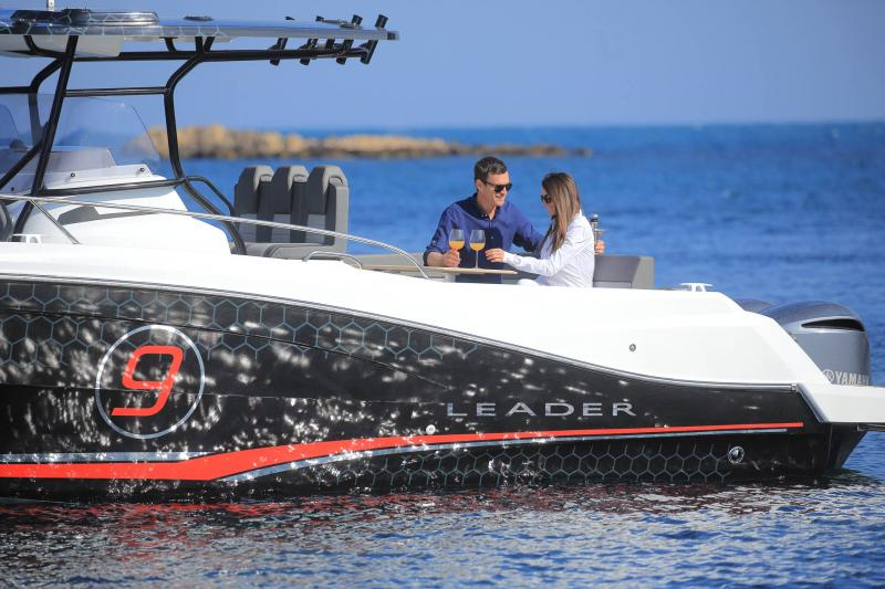 Leader 9.0 CC │ Leader CC of 9m │ Boat Outboard Jeanneau  15283