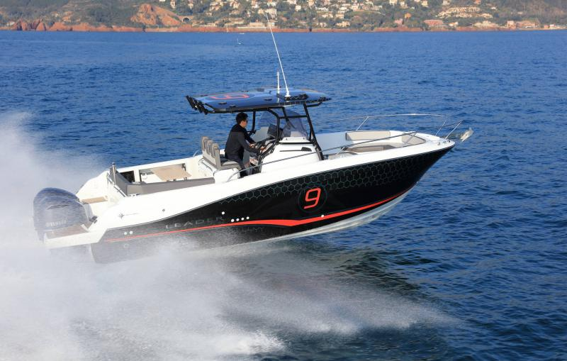 Leader 9.0 CC │ Leader CC of 9m │ Boat Outboard Jeanneau  15281