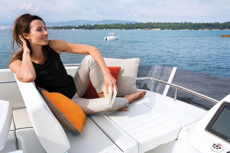 Velasco 43F │ Velasco of 14m │ Boat Entrobordo Jeanneau  15080