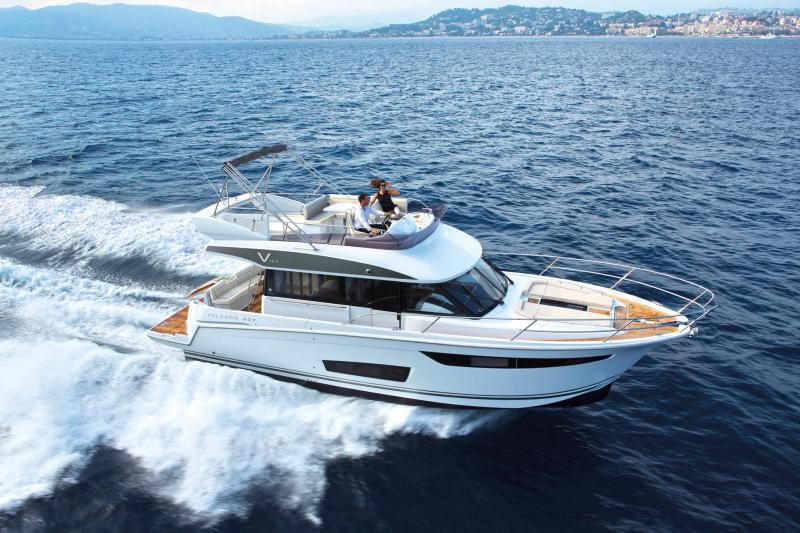Velasco 43F │ Velasco of 14m │ Boat Entrobordo Jeanneau  15074