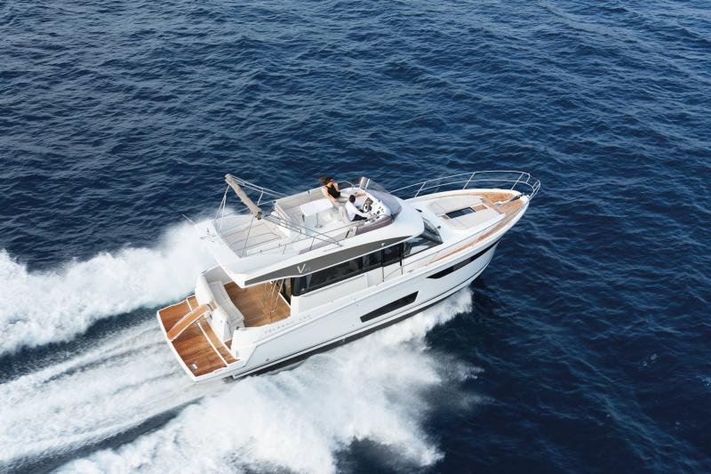 Velasco 43F │ Velasco of 14m │ Boat Entrobordo Jeanneau  15075