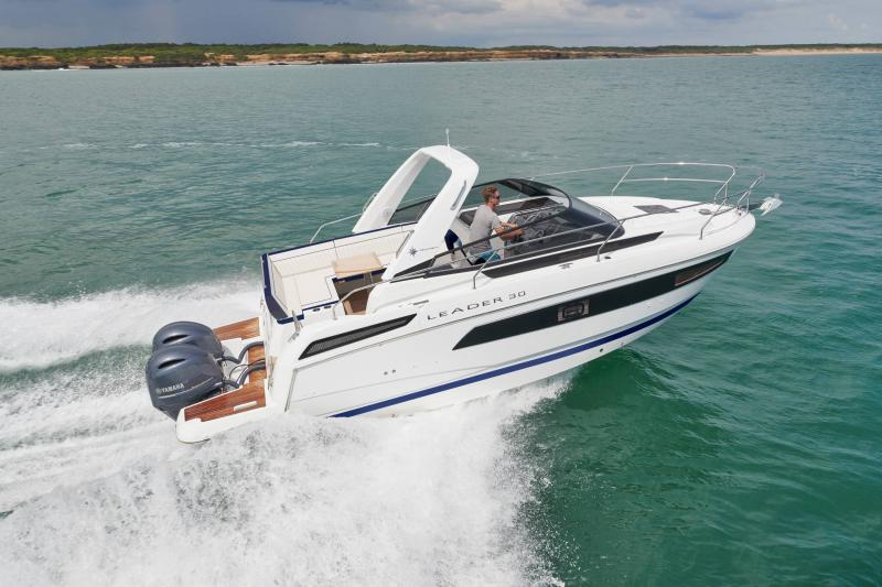 Leader 30 OB │ Leader of 9m │ Boat Outboard Jeanneau  15288