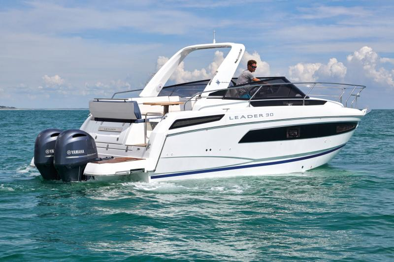 Leader 30 OB │ Leader of 9m │ Boat Fuera-borda Jeanneau  15290