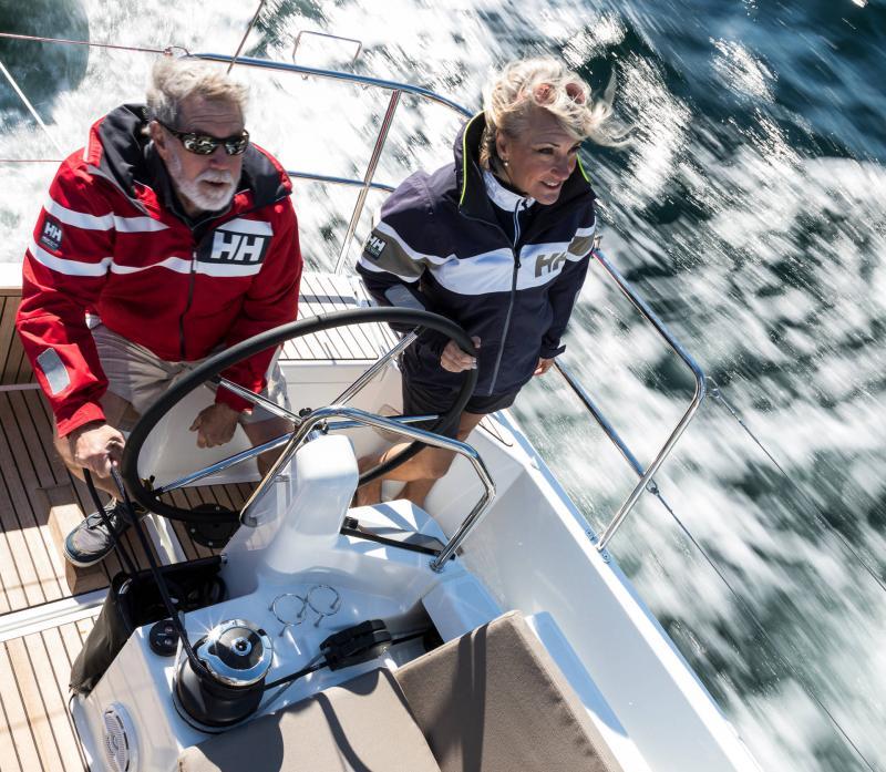 Sun Odyssey 440 │ Sun Odyssey Walk-Around of 13m │ Boat Veleros Jeanneau 1-Navigation 15212