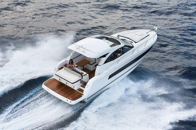 Leader 36 │ Leader of 12m │ Boat Inbord Jeanneau  14304
