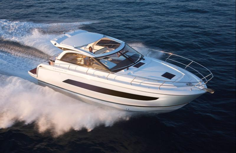 Leader 40 │ Leader of 12m │ Boat Intra-borda Jeanneau  14339