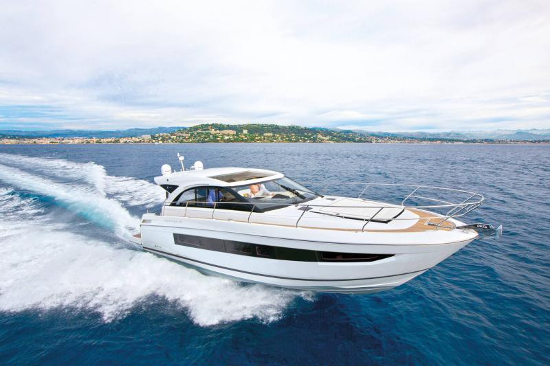 Leader 46 │ Leader of 14m │ Boat Intra-borda Jeanneau  14411