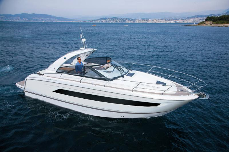 Leader 40 │ Leader of 12m │ Boat Intra-borda Jeanneau  14340