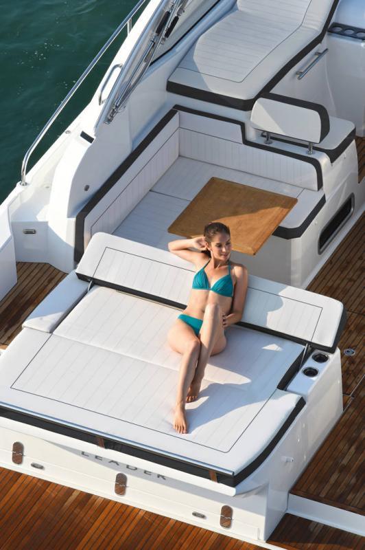 Leader 36 │ Leader of 12m │ Boat Inbord Jeanneau  14307