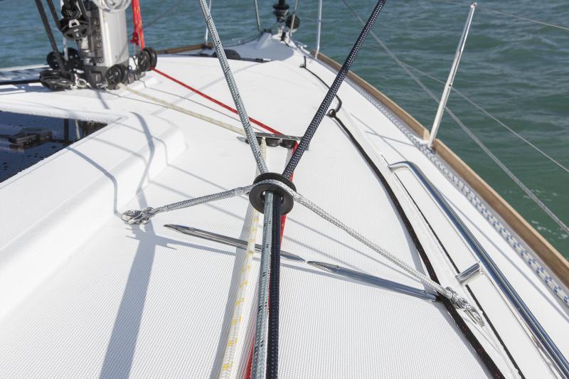Sun Odyssey 349 │ Sun Odyssey of 10m │ Boat Sailboat Jeanneau boat Sun-Odyssey-349 523