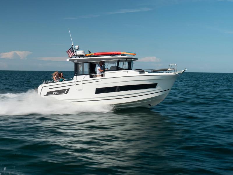 NC 895 Sport │ NC Sport of 9m │ Boat Outboard Jeanneau  18983