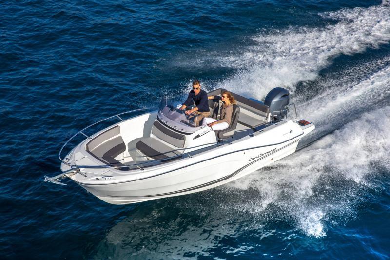 Cap Camarat 6.5 CC série3 │ Cap Camarat Center Console of 7m │ Boat Outboard Jeanneau  16188