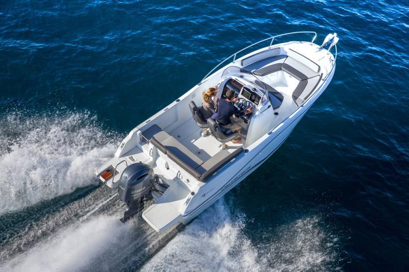 Cap Camarat 6.5 CC série3 │ Cap Camarat Center Console of 7m │ Boat Outboard Jeanneau  16195