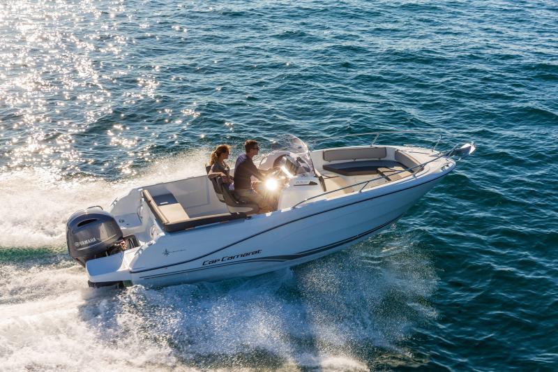 Cap Camarat 6.5 CC série3 │ Cap Camarat Center Console of 7m │ Boat Outboard Jeanneau  16192
