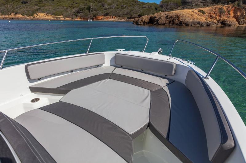 Cap Camarat 6.5 CC série3 │ Cap Camarat Center Console of 7m │ Boat Outboard Jeanneau  16181