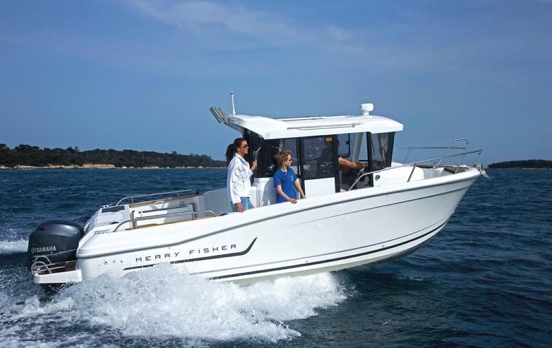 Merry Fisher 695 Marlin Vistas del exterior 3